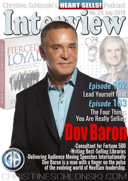 102 Lead Yourself First with Dov Baron •